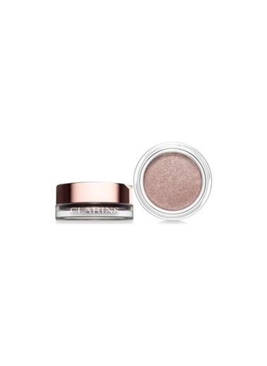 Clarins Clarins Göz Farı - Ombre Iridescente Eyeshadow 05 Silver Pink Renkli